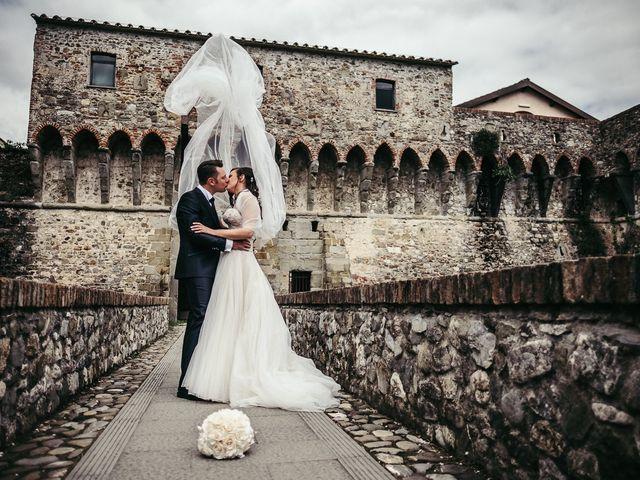 Il matrimonio di Matteo e Marzia a Carrara, Massa Carrara 97