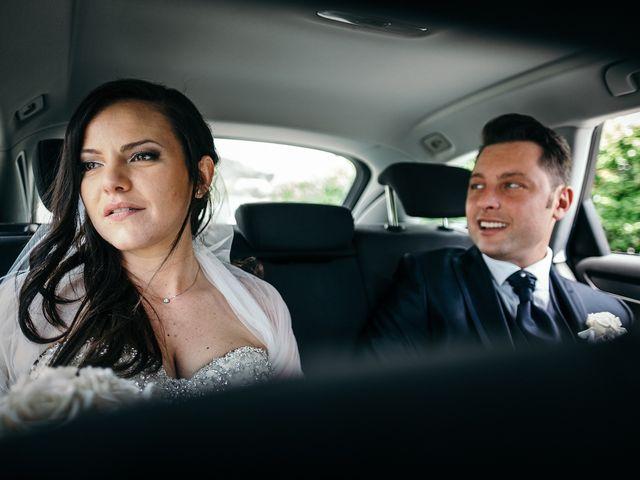 Il matrimonio di Matteo e Marzia a Carrara, Massa Carrara 105