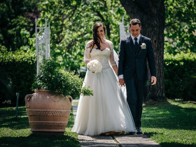 Il matrimonio di Matteo e Marzia a Carrara, Massa Carrara 107