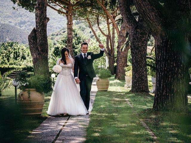 Il matrimonio di Matteo e Marzia a Carrara, Massa Carrara 2