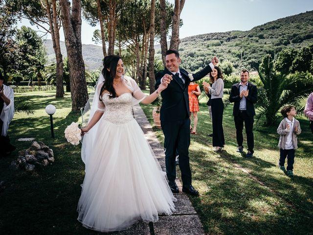 Il matrimonio di Matteo e Marzia a Carrara, Massa Carrara 108