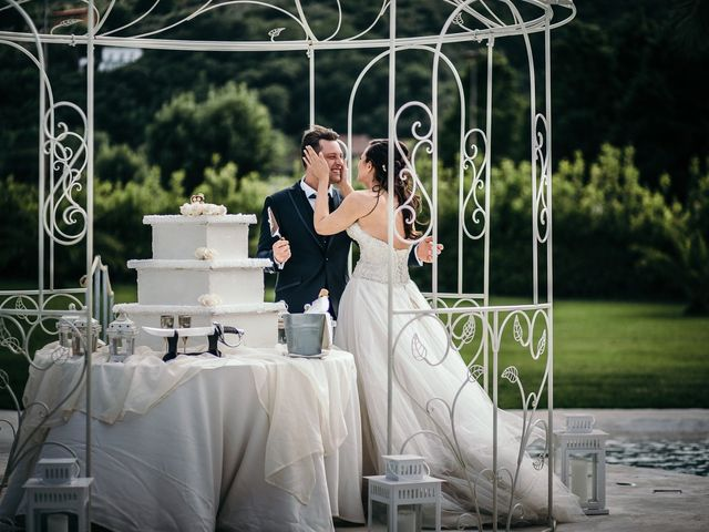 Il matrimonio di Matteo e Marzia a Carrara, Massa Carrara 131