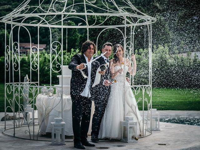 Il matrimonio di Matteo e Marzia a Carrara, Massa Carrara 133