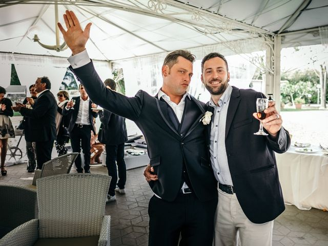 Il matrimonio di Matteo e Marzia a Carrara, Massa Carrara 135