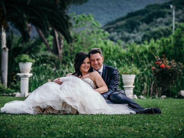 Il matrimonio di Matteo e Marzia a Carrara, Massa Carrara 166