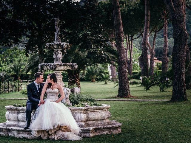 Il matrimonio di Matteo e Marzia a Carrara, Massa Carrara 168