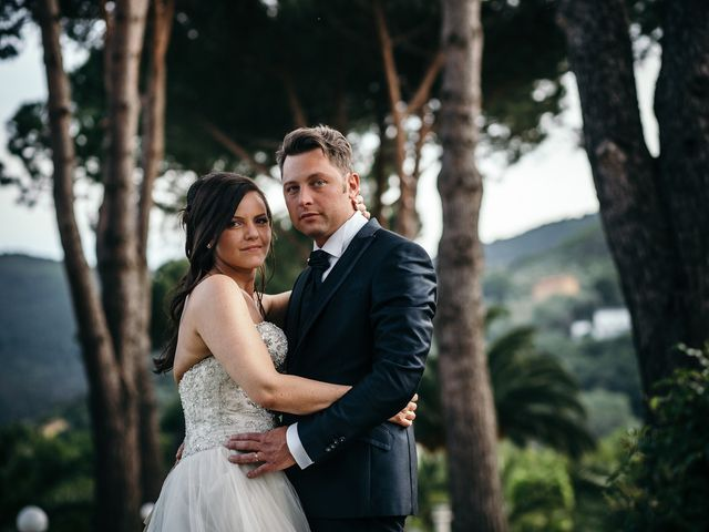 Il matrimonio di Matteo e Marzia a Carrara, Massa Carrara 170