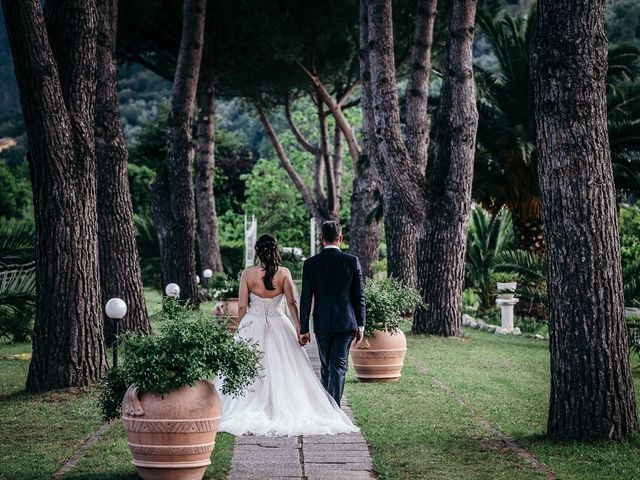 Il matrimonio di Matteo e Marzia a Carrara, Massa Carrara 172