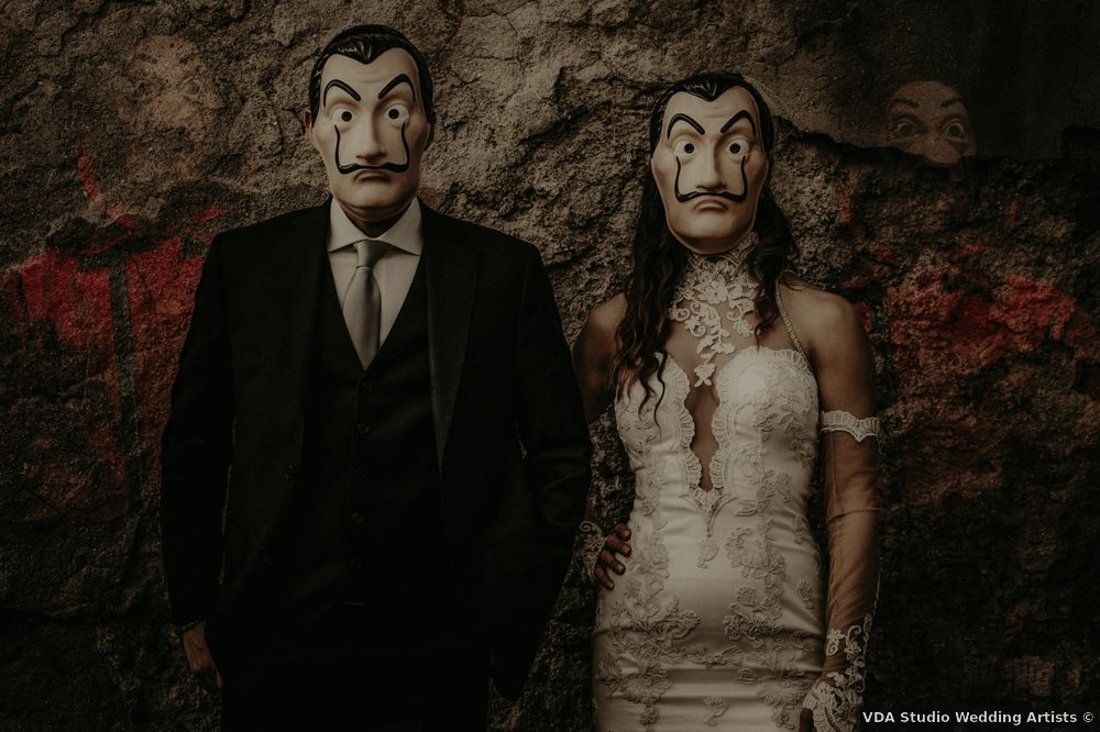 Matrimonio a tema TV: lo fareste? 1