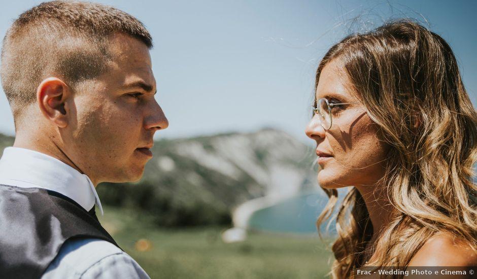 Il matrimonio di Andrea e Monica a Jesi, Ancona
