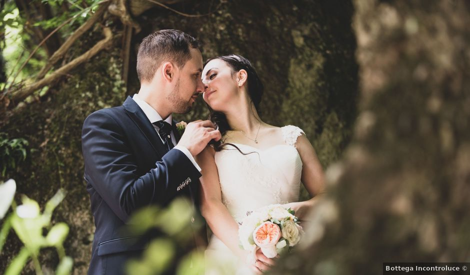 Il matrimonio di Mattia e Sara a Erba, Como