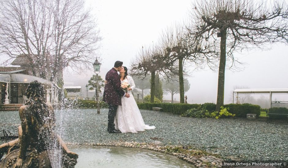Il matrimonio di Francesco e Laura a Montorfano, Como