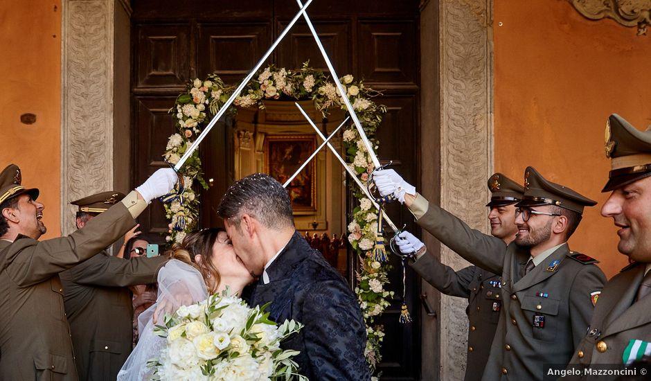 Il matrimonio di Giacomo e Simona a Bologna, Bologna