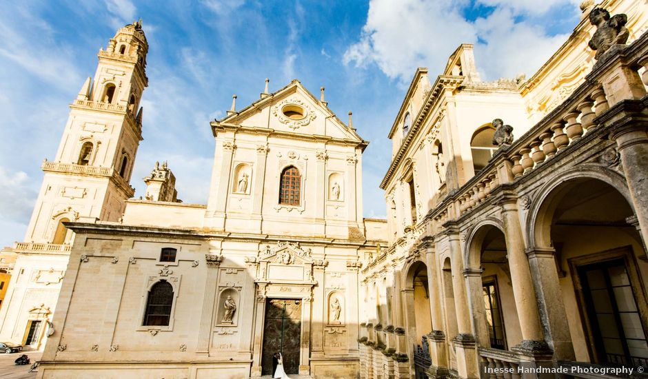 Il matrimonio di Maria Teresa e Luigi a Lecce, Lecce