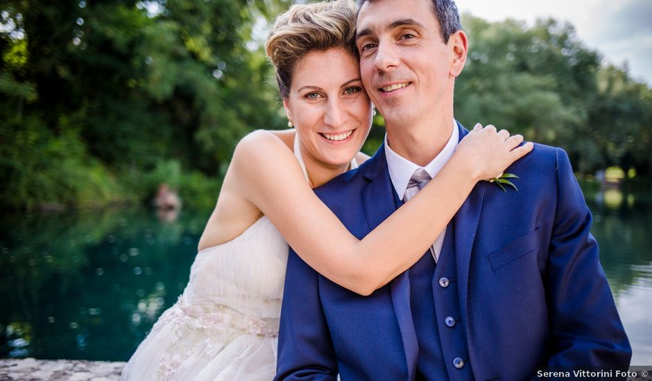 Il matrimonio di Roberto e Chiara a L'Aquila, L'Aquila
