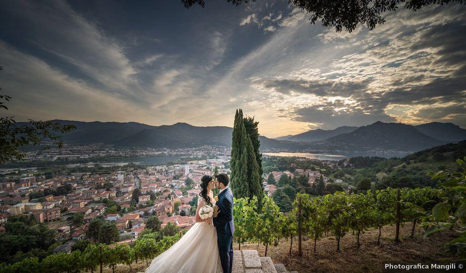 Il matrimonio di Marco e Ivana a Calolziocorte, Lecco