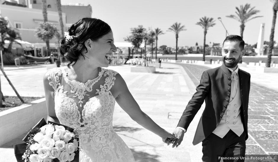 Il matrimonio di Giordano e Rossella a Villa Castelli, Brindisi