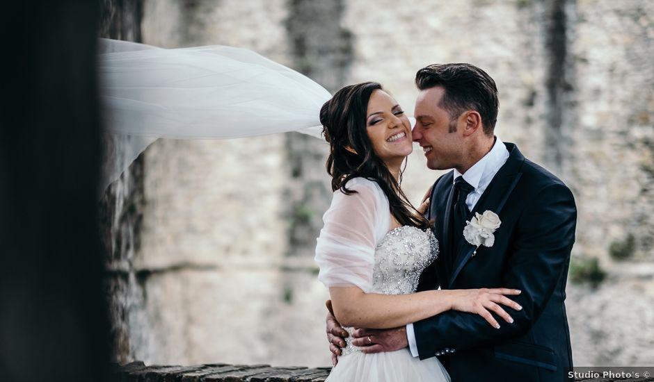 Il matrimonio di Matteo e Marzia a Carrara, Massa Carrara