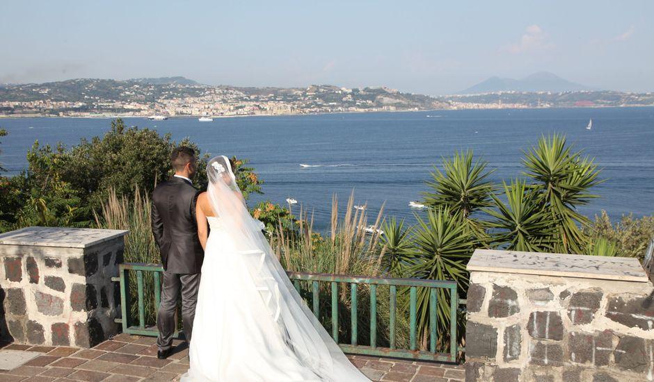 Il matrimonio di Gaia e Luigi a Pozzuoli, Napoli