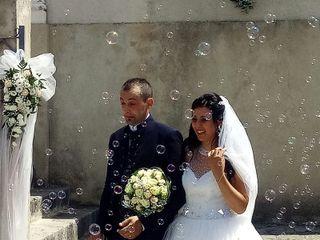 Le nozze di Nadia  e Francesco