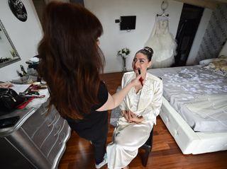 le nozze di Erica e Orjen 1