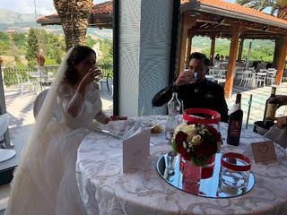 Le nozze di Lorella e Vincenzo