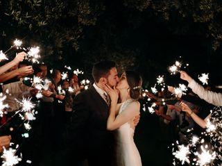 Le nozze di Elena e Giobbe