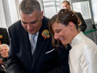 Le nozze di Davide e Valentina
