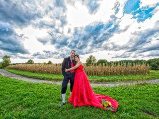 Le nozze di Cristina e Anders 1