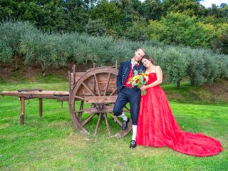 Le nozze di Cristina e Anders 3