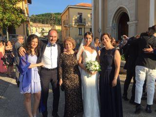 Le nozze di Fabio e Cristina 1