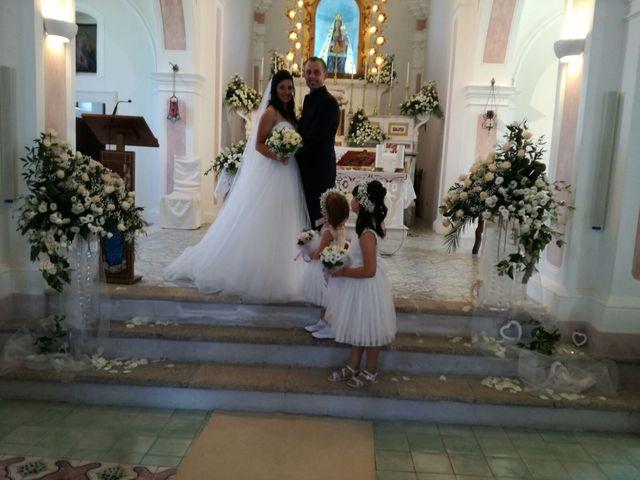 Il matrimonio di Francesco  e Nadia  a Lauria, Potenza 12