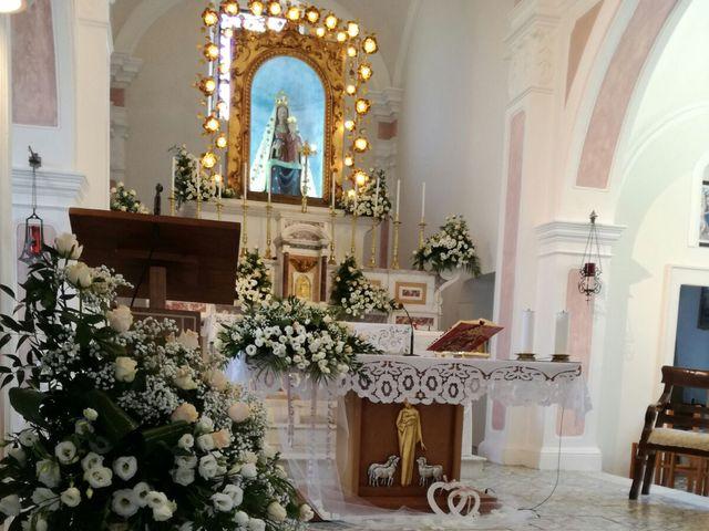 Il matrimonio di Francesco  e Nadia  a Lauria, Potenza 13