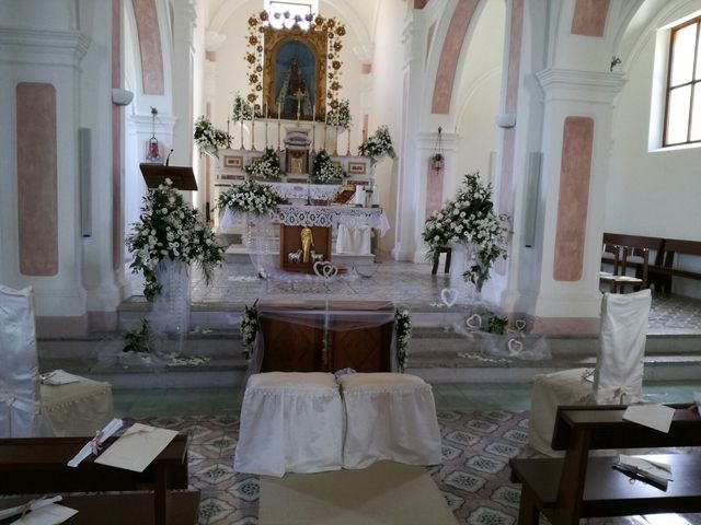 Il matrimonio di Francesco  e Nadia  a Lauria, Potenza 18