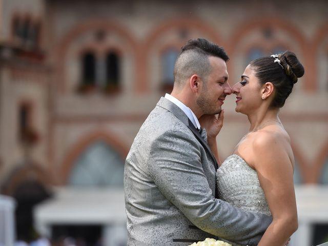 le nozze di Erica e Orjen
