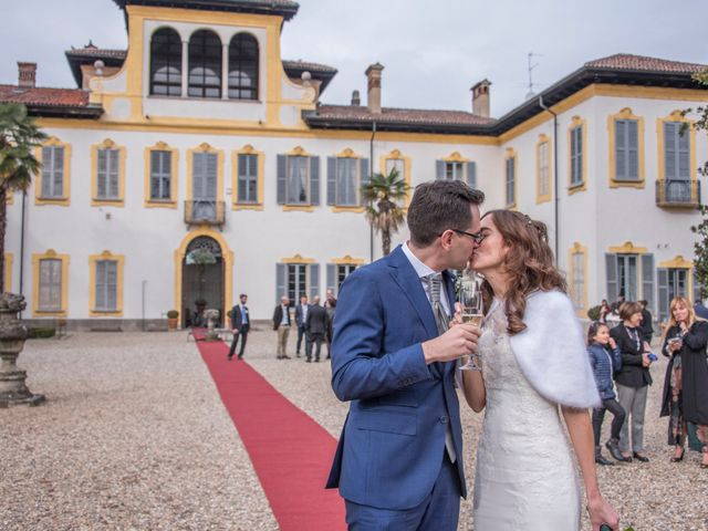 Il matrimonio di Daniele e Giusy a Robecco sul Naviglio, Milano 8