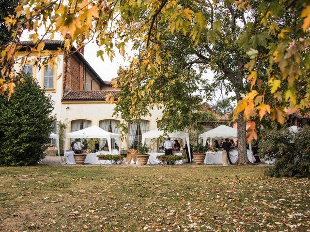 Il matrimonio di Daniele e Giusy a Robecco sul Naviglio, Milano 9