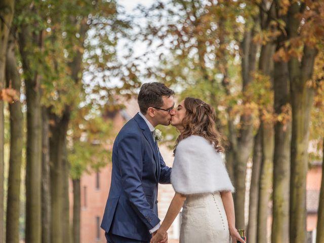 Il matrimonio di Daniele e Giusy a Robecco sul Naviglio, Milano 11