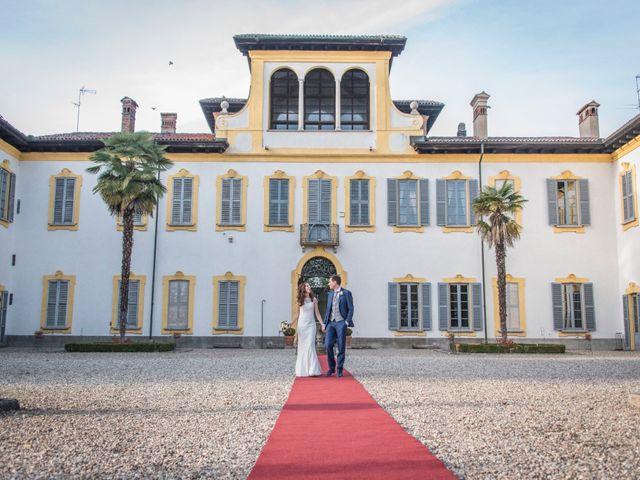 Il matrimonio di Daniele e Giusy a Robecco sul Naviglio, Milano 15