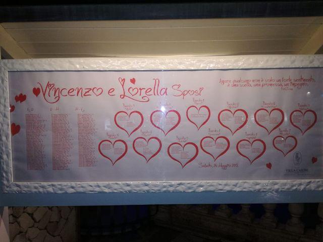 Il matrimonio di Vincenzo e Lorella a Cassino, Frosinone 18