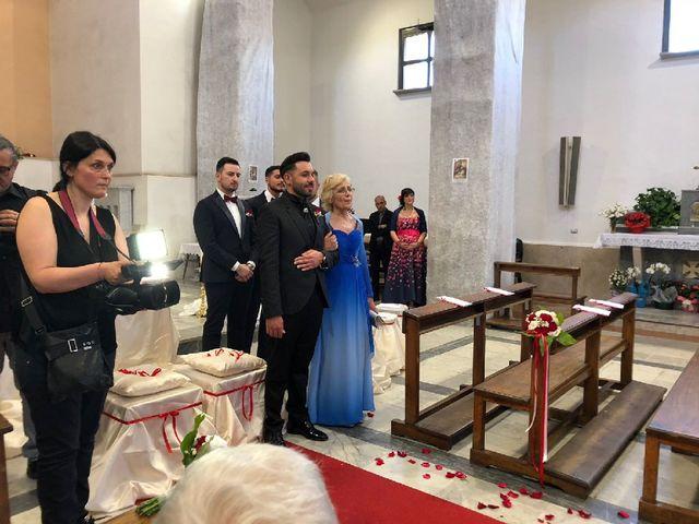 Il matrimonio di Vincenzo e Lorella a Cassino, Frosinone 21