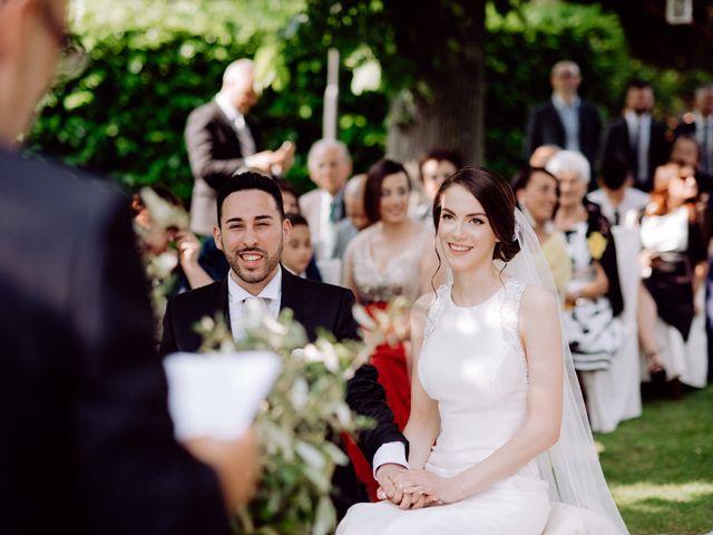 Il matrimonio di Giobbe e Elena a Arquà Petrarca, Padova 10