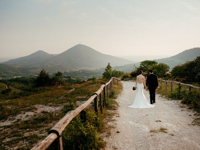 Il matrimonio di Giobbe e Elena a Arquà Petrarca, Padova 14