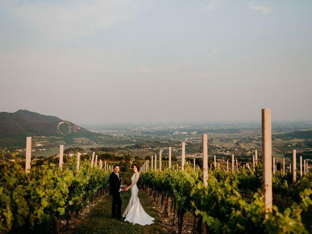 Il matrimonio di Giobbe e Elena a Arquà Petrarca, Padova 18