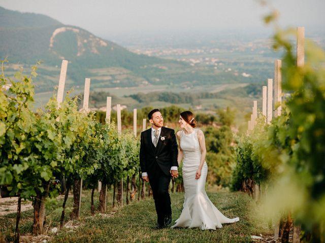 Il matrimonio di Giobbe e Elena a Arquà Petrarca, Padova 19