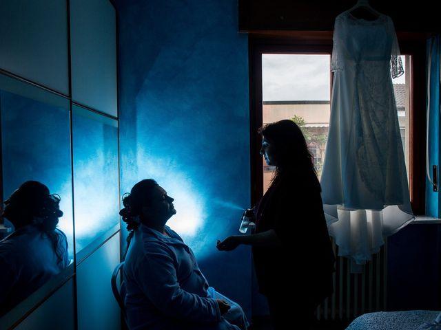 Il matrimonio di Daniele e Mariella a Carignano, Torino 6