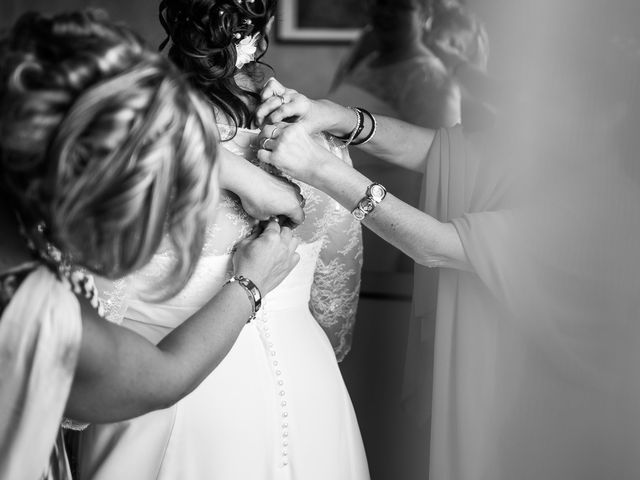Il matrimonio di Daniele e Mariella a Carignano, Torino 7
