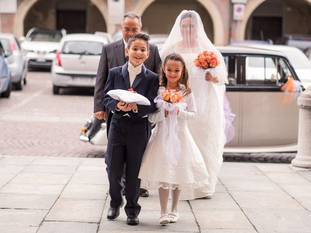Il matrimonio di Daniele e Mariella a Carignano, Torino 9
