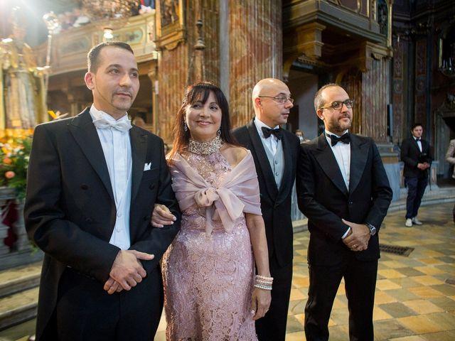 Il matrimonio di Daniele e Mariella a Carignano, Torino 11