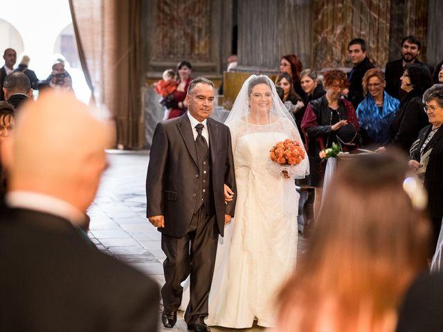 Il matrimonio di Daniele e Mariella a Carignano, Torino 12